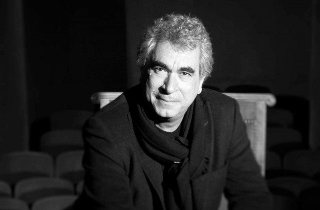 Composer Nicolas Bacri