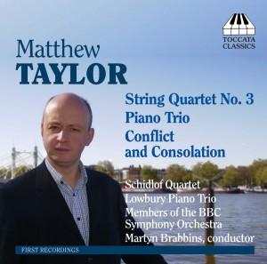Matthew Taylor: Chamber Music