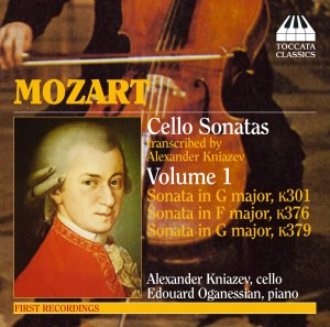 Mozart: Cello Sonatas