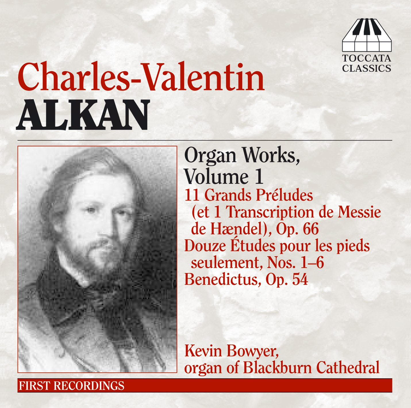 Charles-Valentin Alkan: Organ Works