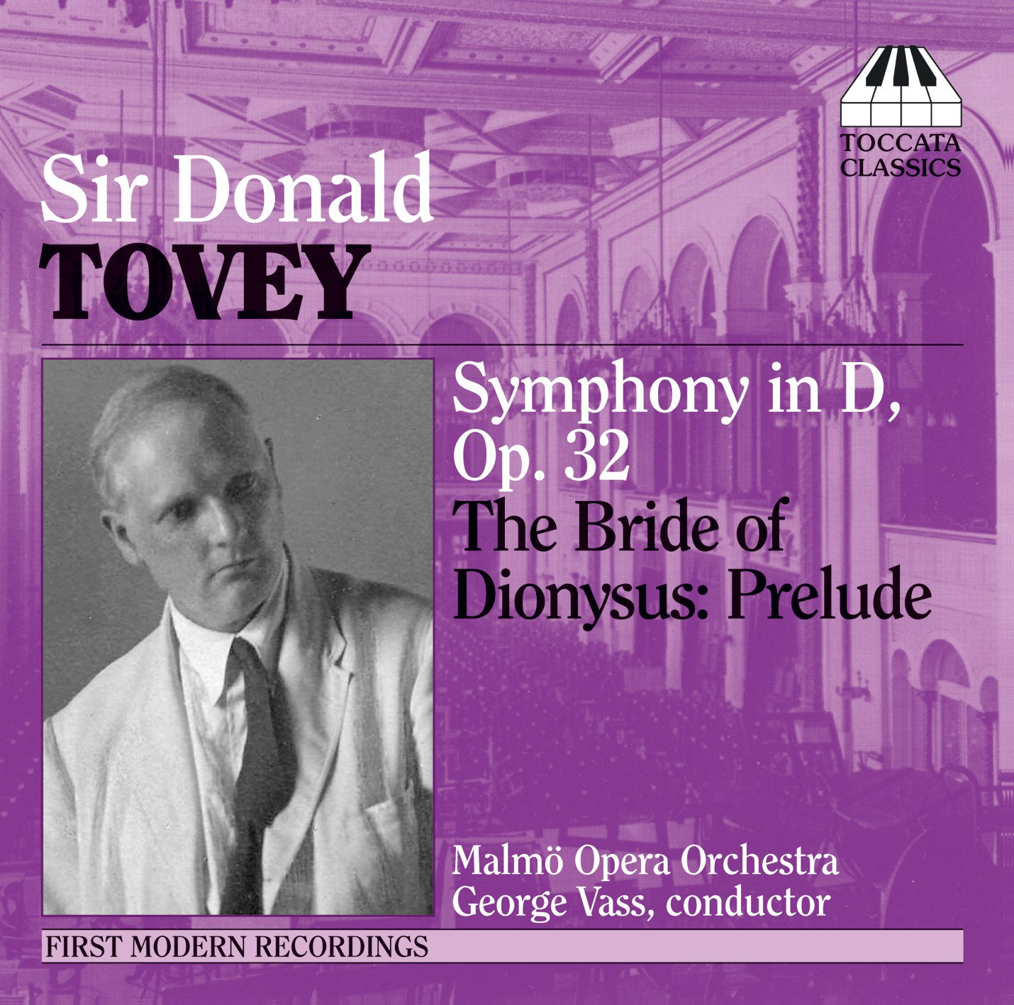 Sir Donald Tovey: Symphony in D