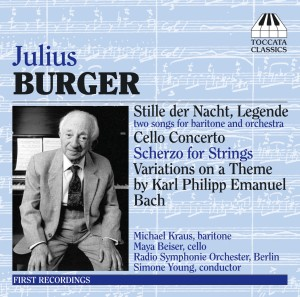 Julius Burger: Orchestral Music