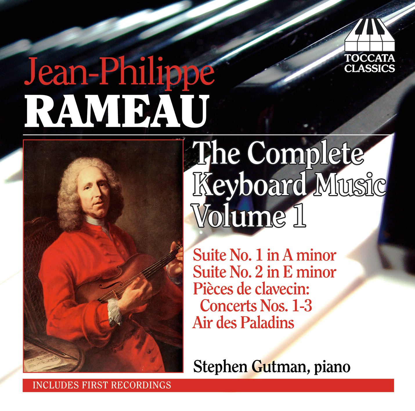 Jean-Philippe Rameau: The Complete Keyboard Music