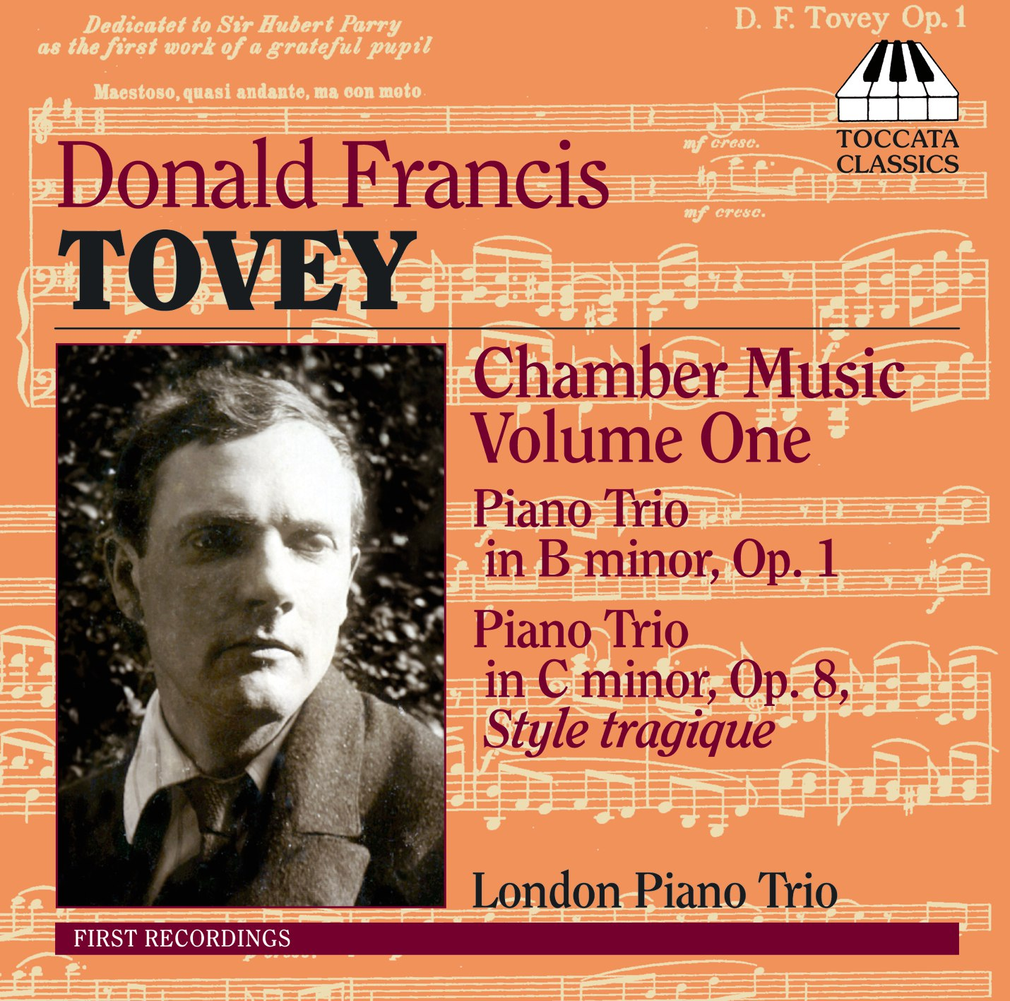Donald Francis Tovey: Chamber Music