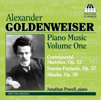 Alexander Goldenweiser: Piano Music