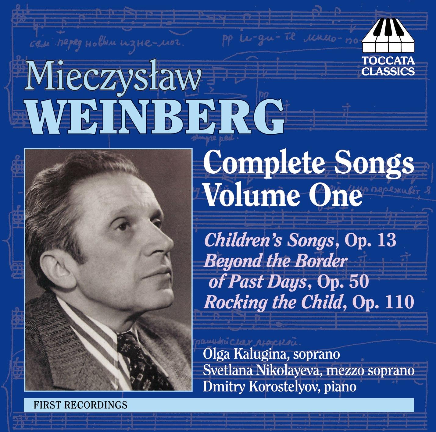 Mieczysław Weinberg: Complete Songs