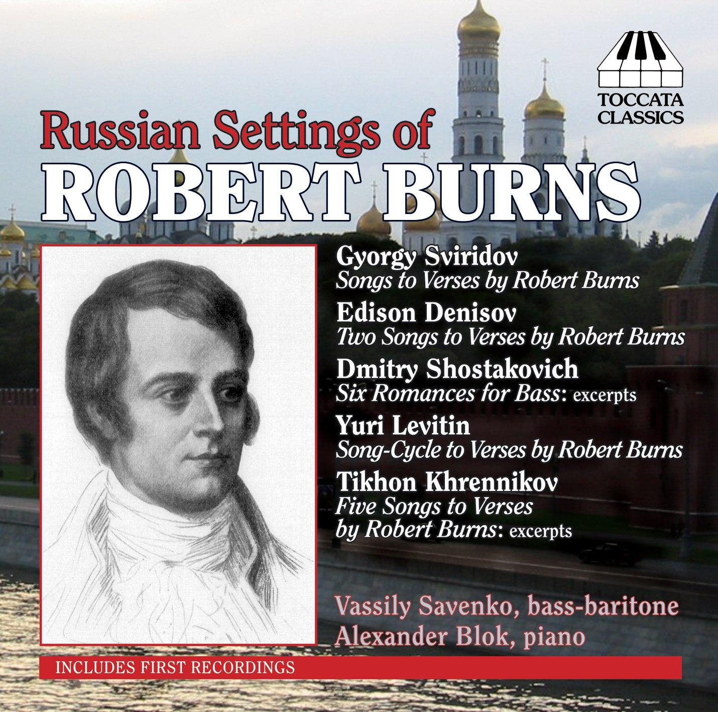 Russian Settings of Robert Burns
