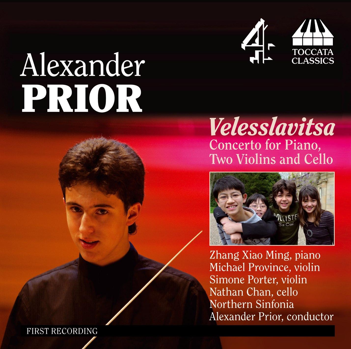 Alexander Prior: Velesslavitsa