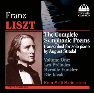 Franz Liszt: Complete Symphonic Poems