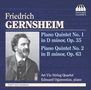 Friedrich Gernsheim: The Two Piano Quintets