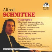Alfred Schnittke: Discoveries