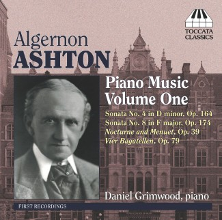 Algernon Ashton: Piano Music
