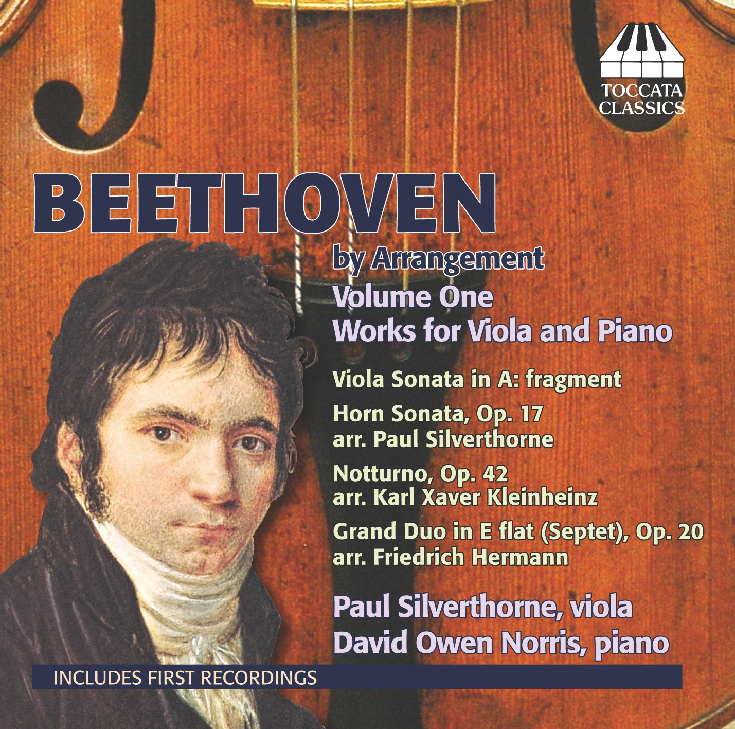 Beethoven by Arrangement