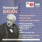 Havergal Brian: Orchestral Music