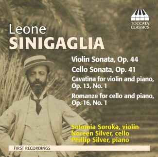 Leone Sinigaglia: Chamber Music