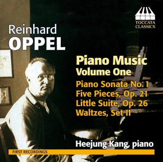Reinhard Oppel: Piano Music