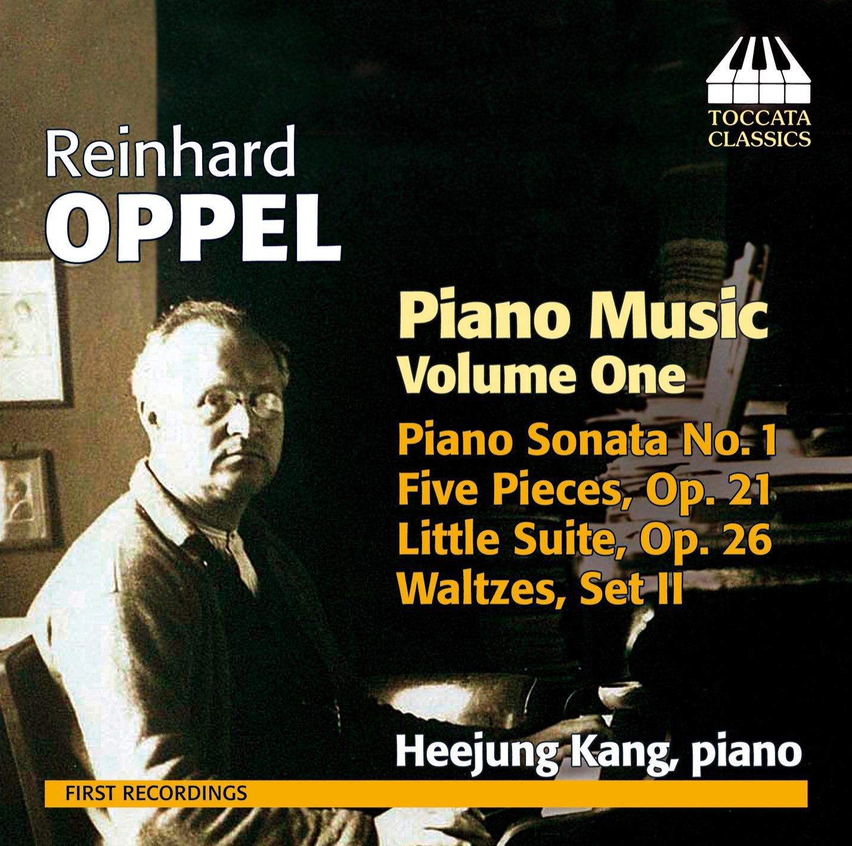 Reinhard Oppel: Piano Music