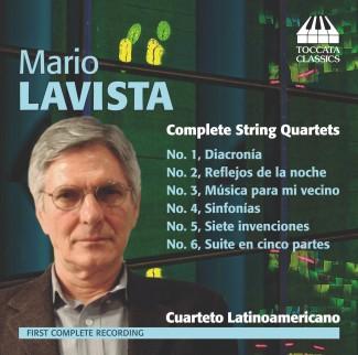 Mario Lavista: Complete String Quartets