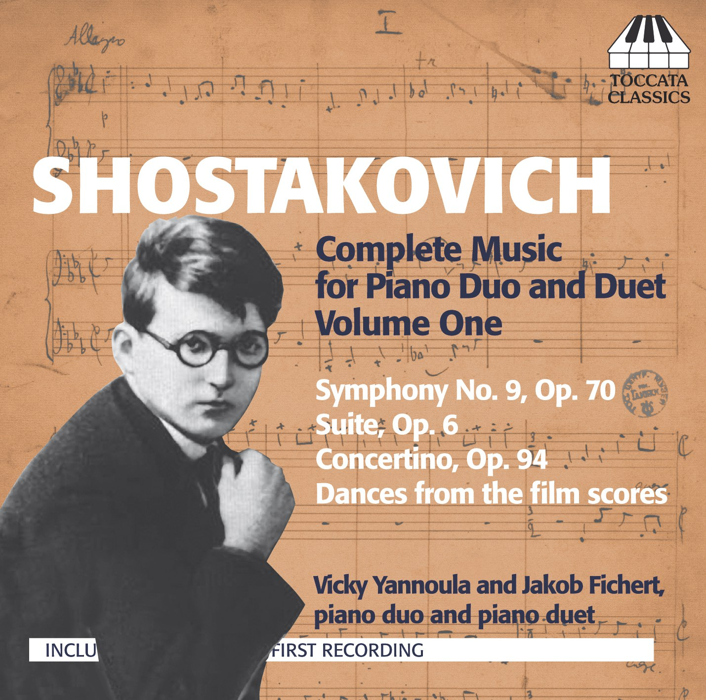Shostakovich: Complete Music for Piano Duo and Duet