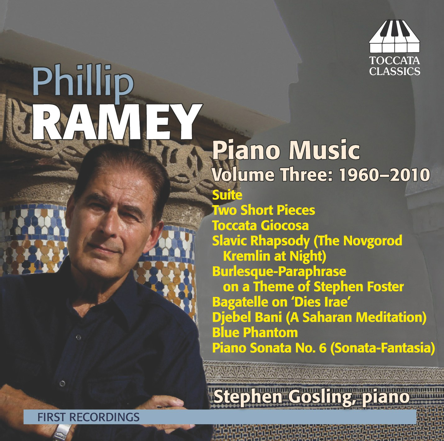 Phillip Ramey: Piano Music