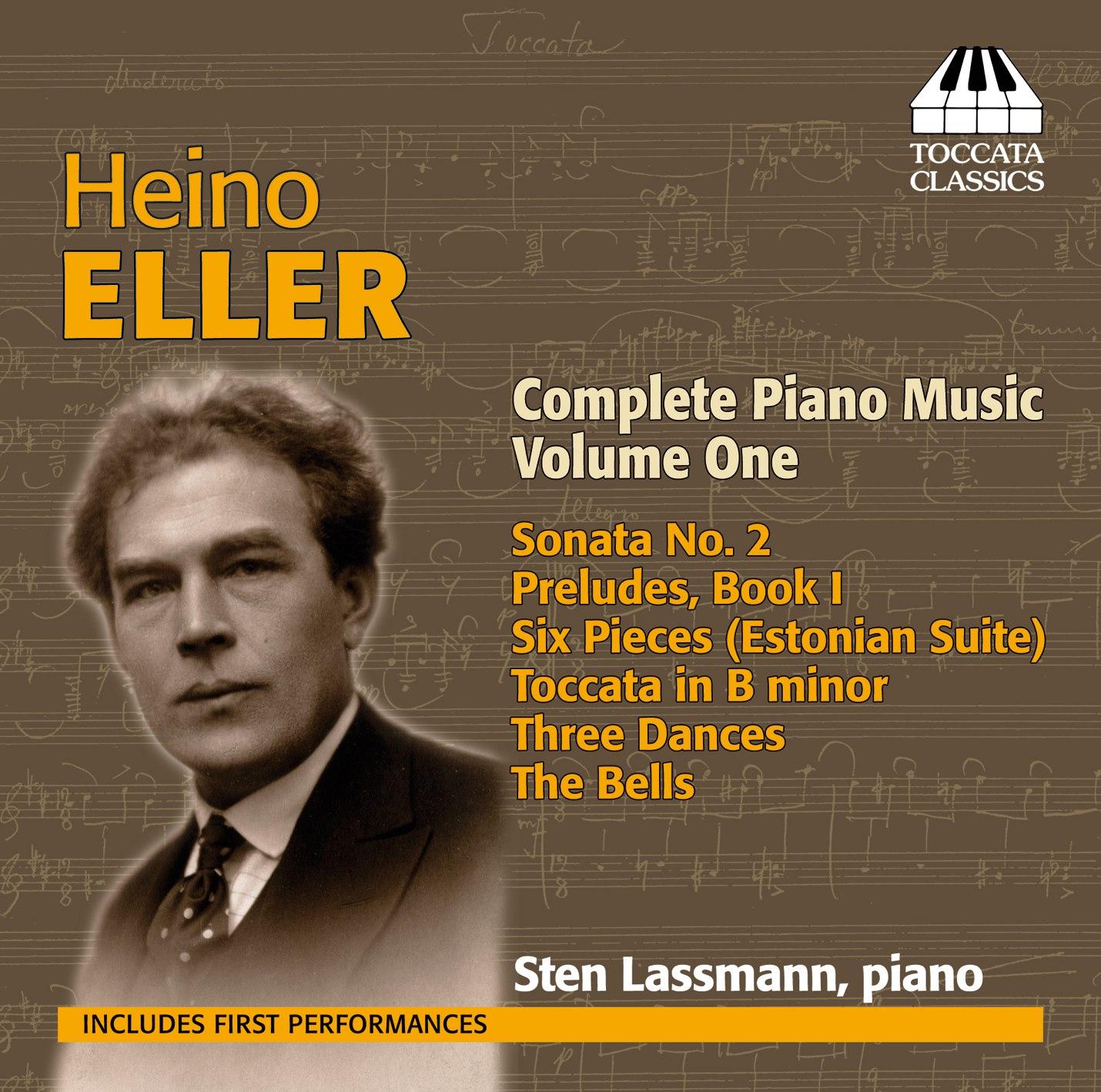 Heino Eller: Complete Piano Music