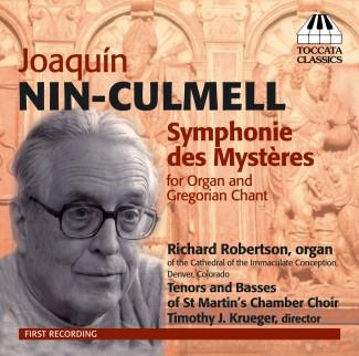 Joaquín Nin-Culmell: Symphonie des Mystères