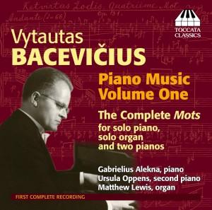 Vytautas Bacevičius: Piano Music