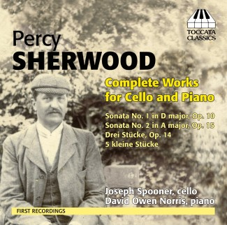 Percy Sherwood: Complete Works for Cello and Piano