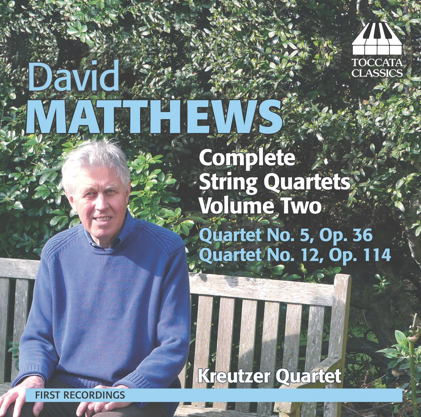 David Matthews: Complete String Quartets
