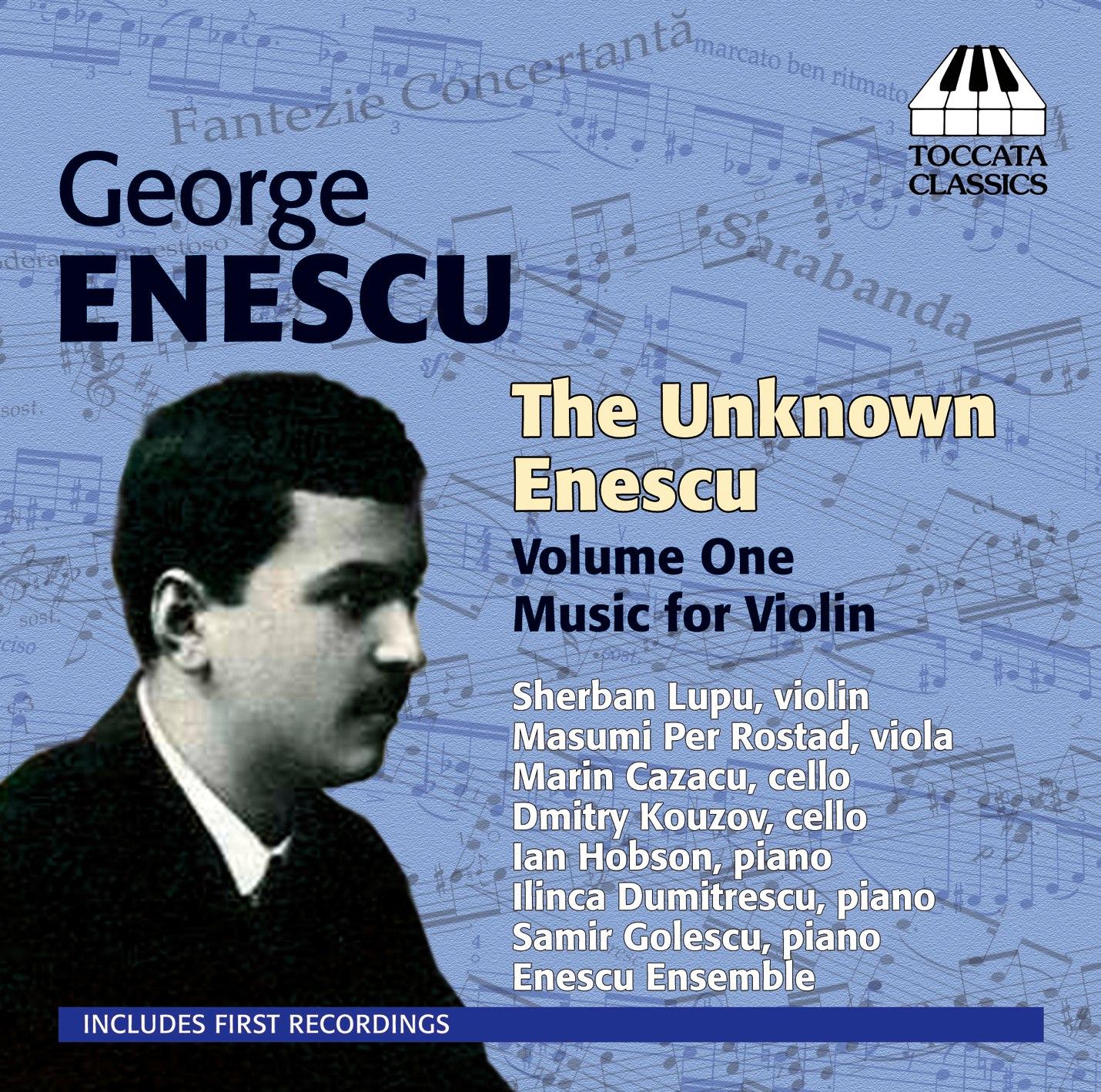 The Unknown Enescu