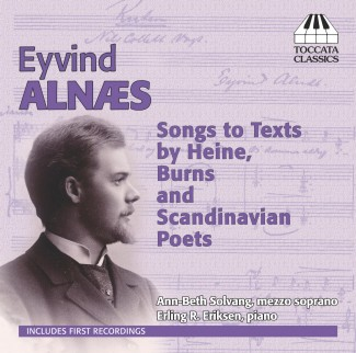 Eyvind Alnæs: Songs to Texts by Heine