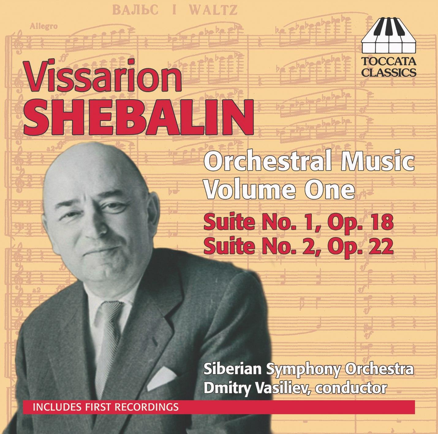 Vissarion Shebalin: Orchestral Music