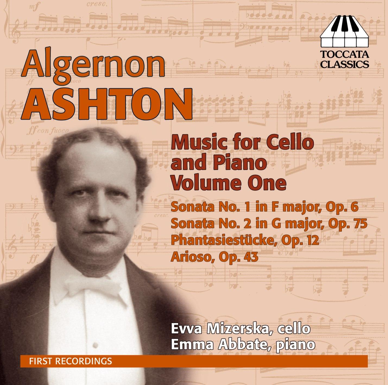 Algernon Ashton: Music for Cello and Piano