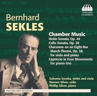 Bernhard Sekles: Chamber Music