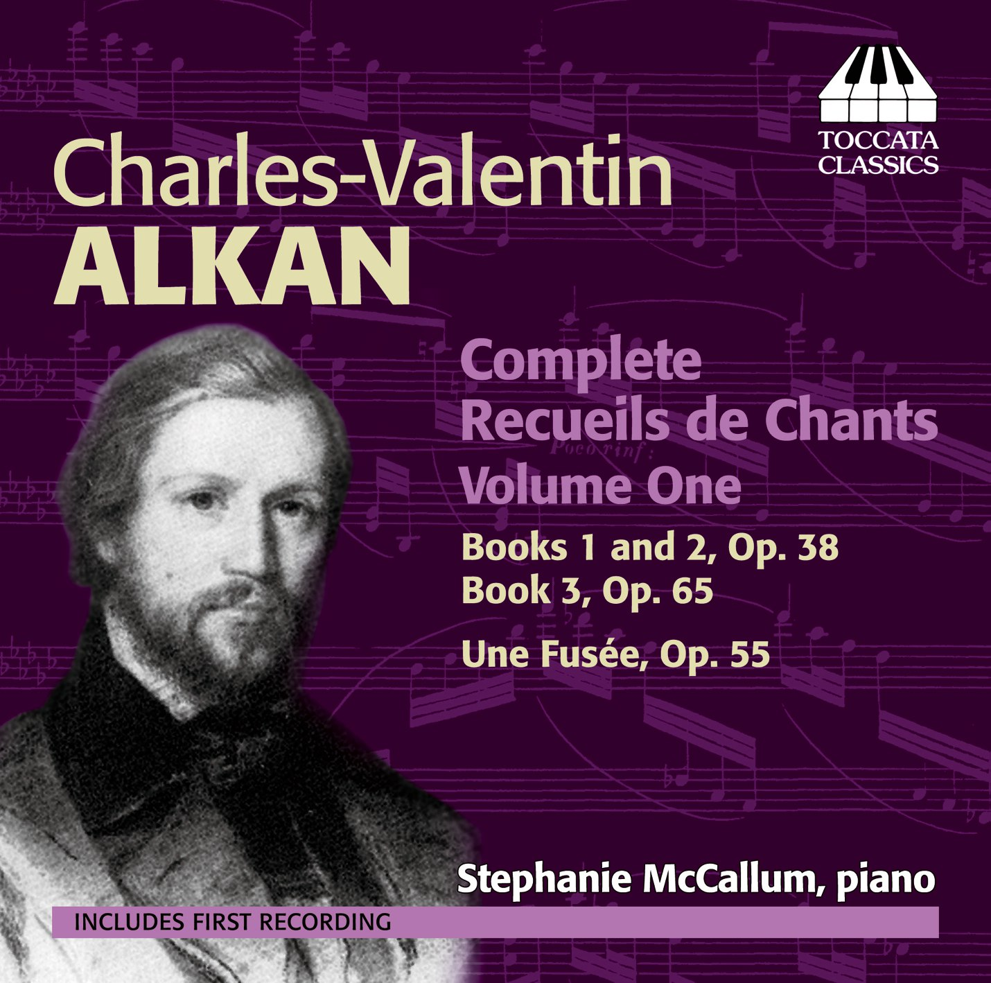 Schön Charles Valentin Alkan: Complete Recueils De Chants, Volume One |  Recordings | Toccata Classics | Toccata Press