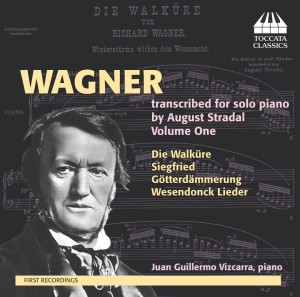 Wagner: Transcriptions for solo piano by August Stradal