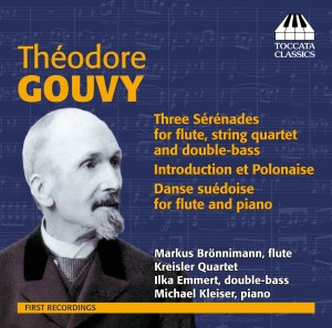 Théodore Gouvy: Sérénades for Flute and Strings