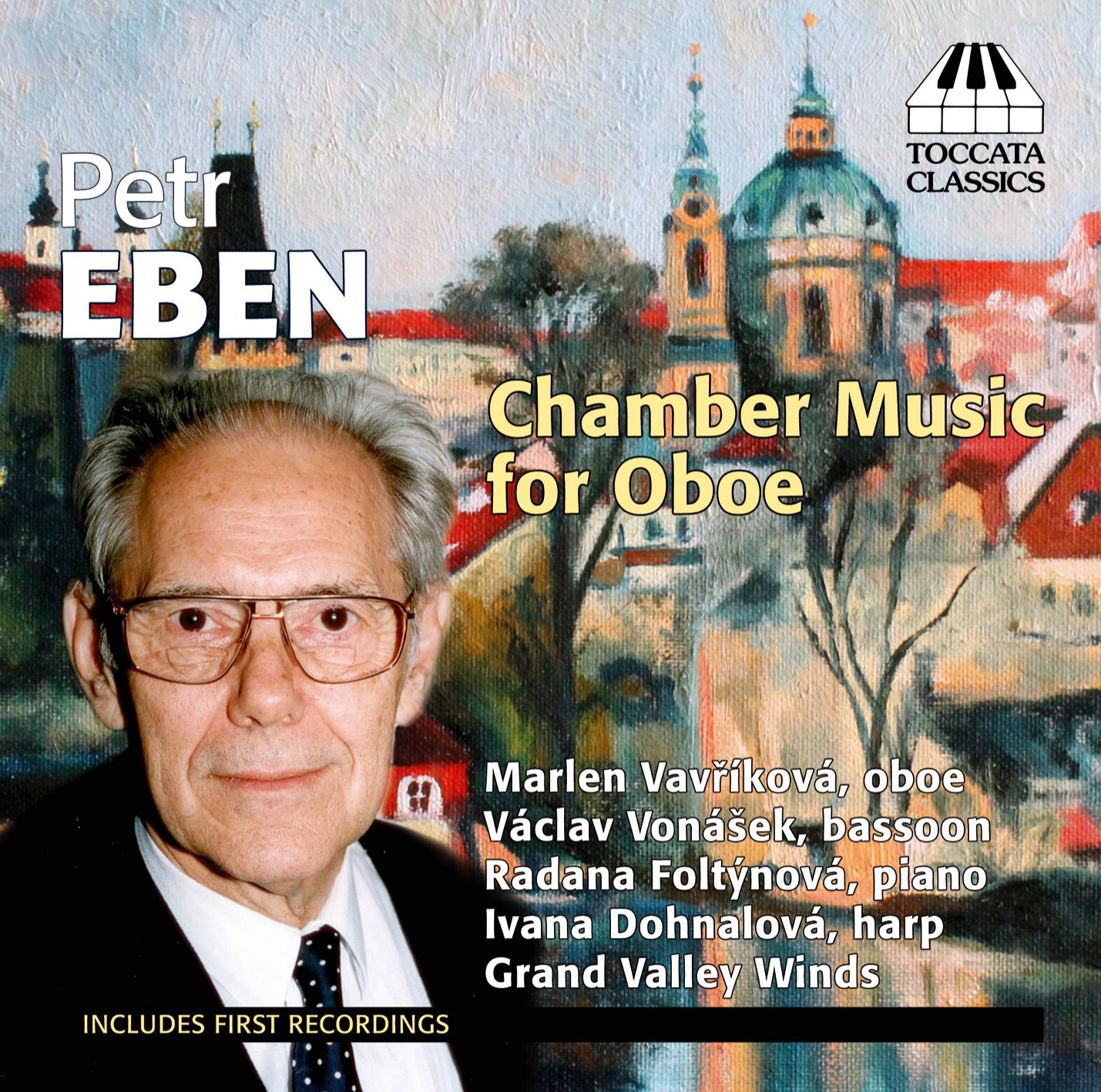 Petr Eben: Chamber Music for Oboe