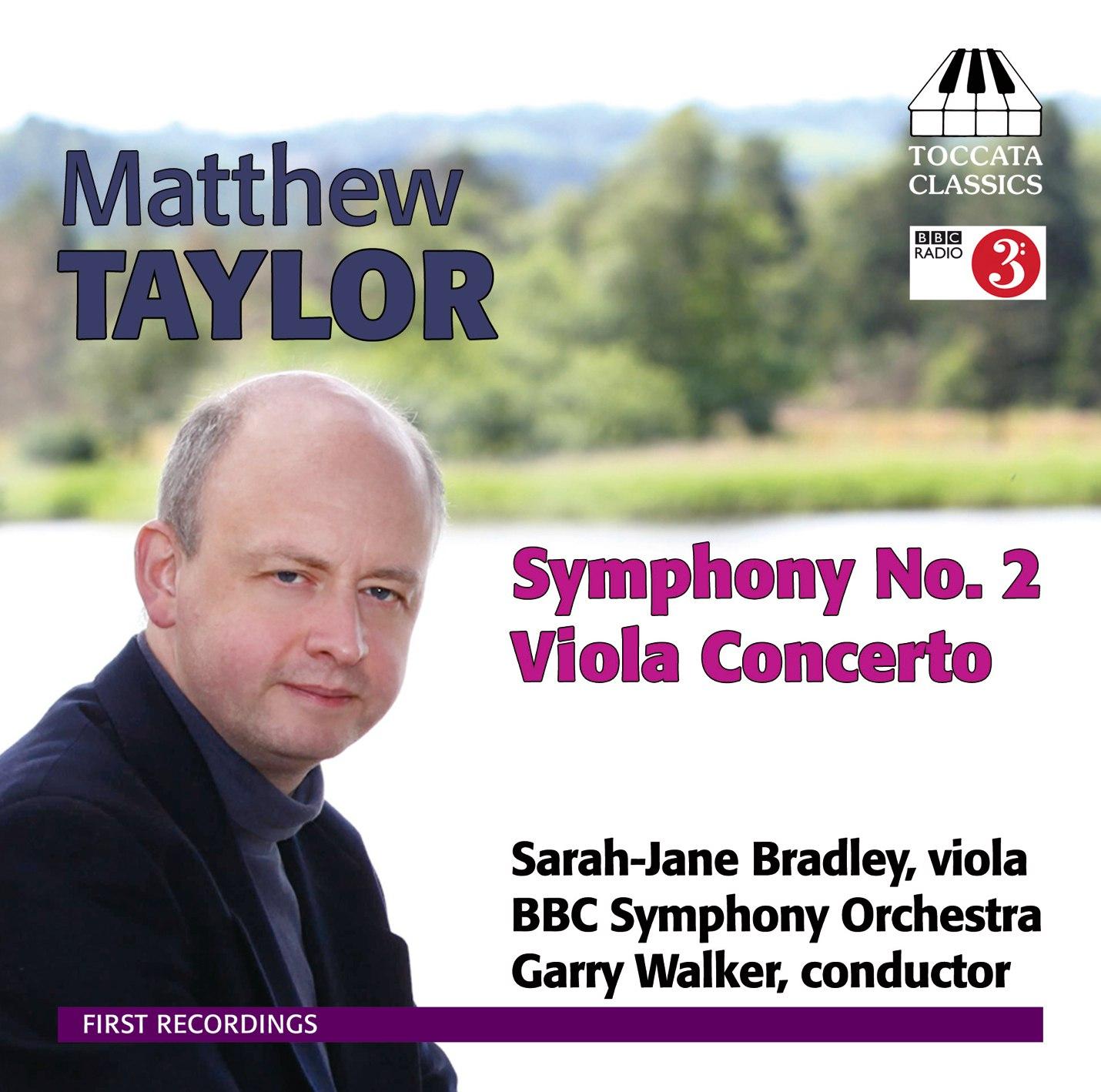 Matthew Taylor: Symphony No. 2