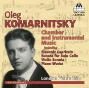 Oleg Komarnitsky: Chamber and Instrumental Music