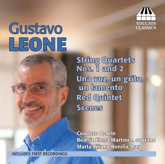 Gustavo Leone: String Quartets