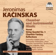 Jeronimas Kačinskas: Chamber and Instrumental Music