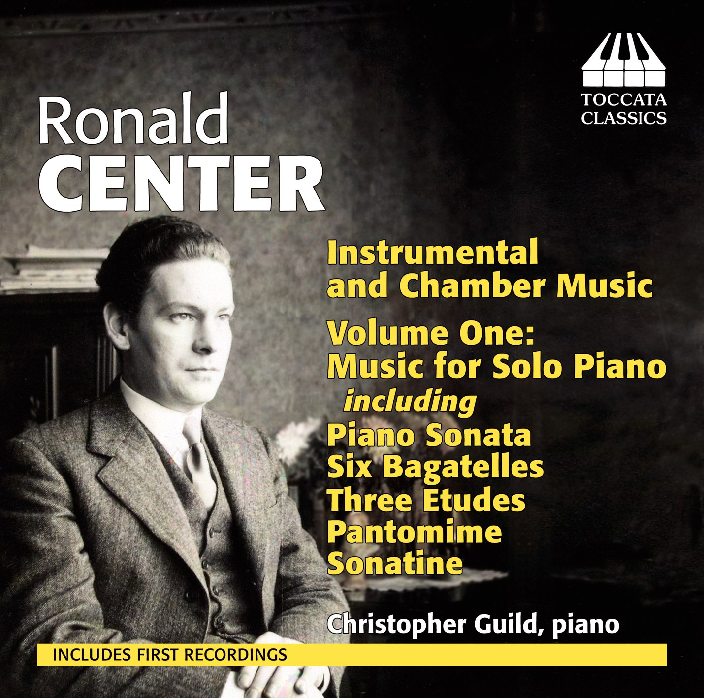 Ronald Center: Instrumental and Chamber Music