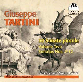 Giuseppe Tartini: 30 Sonate piccole