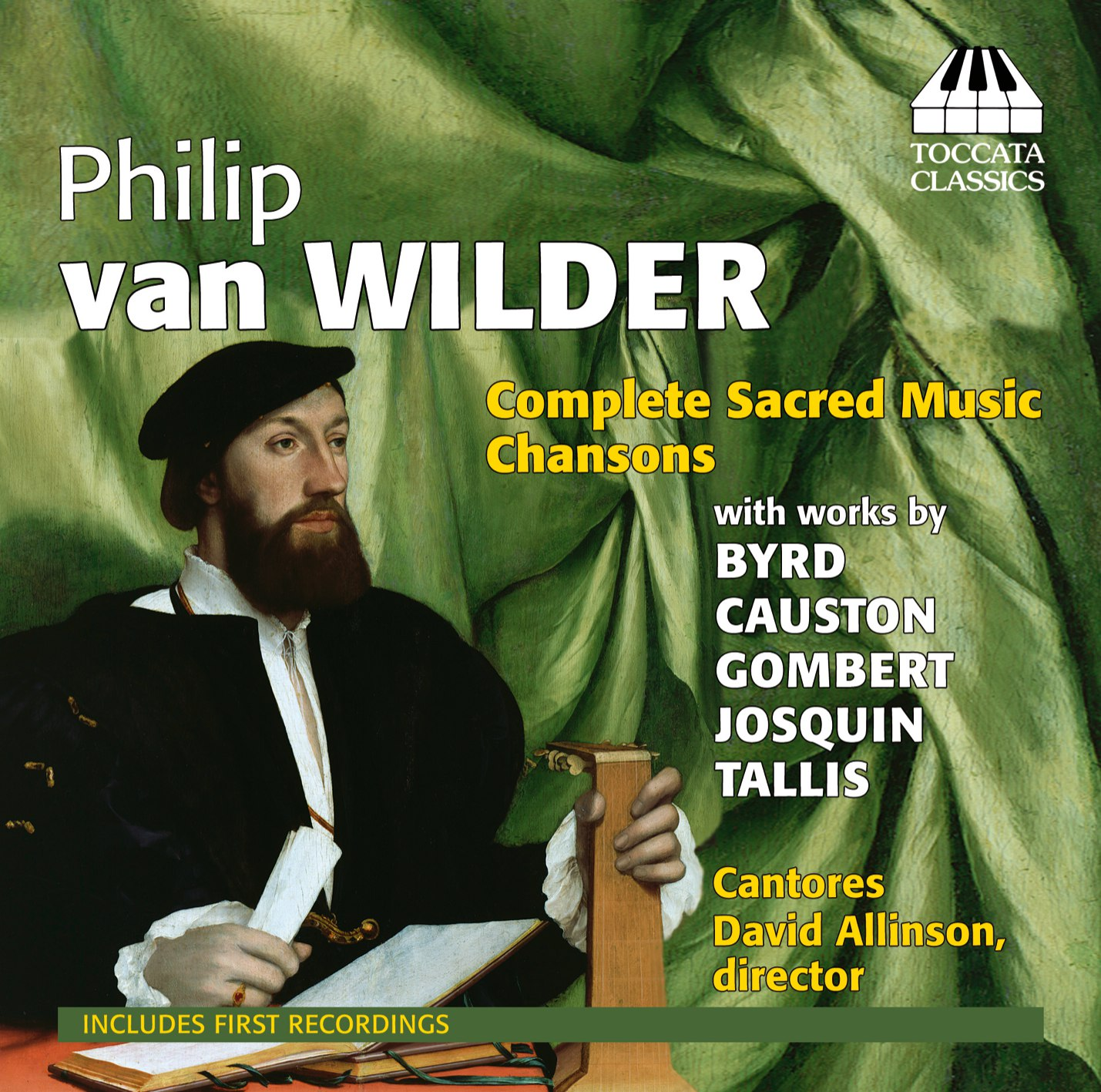 Philip van Wilder: Complete Sacred Music Chansons