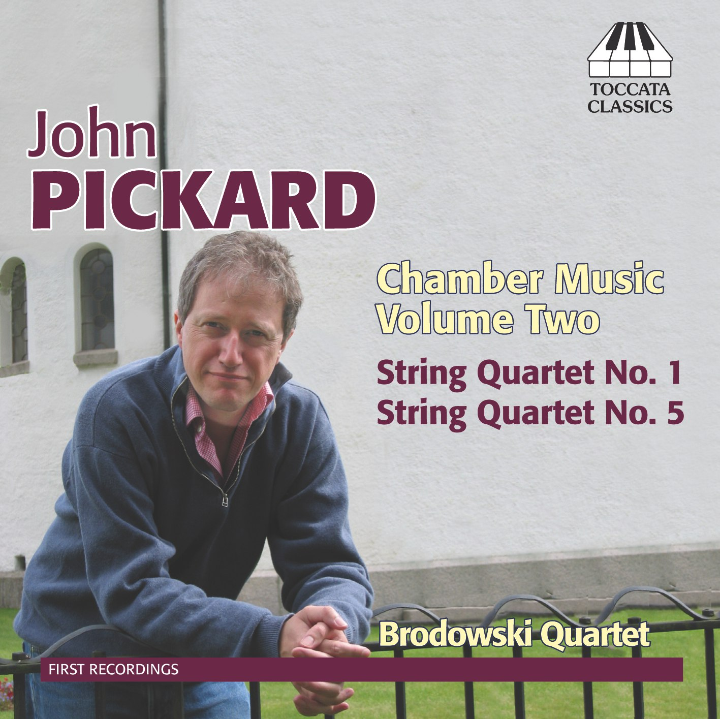 John Pickard: Chamber Music Volume Two