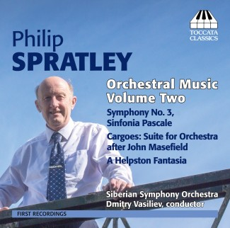 Philip Spratley: Orchestral Music
