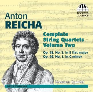 Anton Reicha: Complete String Quartets
