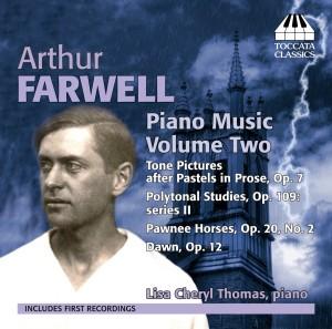 Arthur Farwell: Piano Music