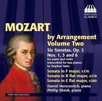 Mozart by Arrangement
